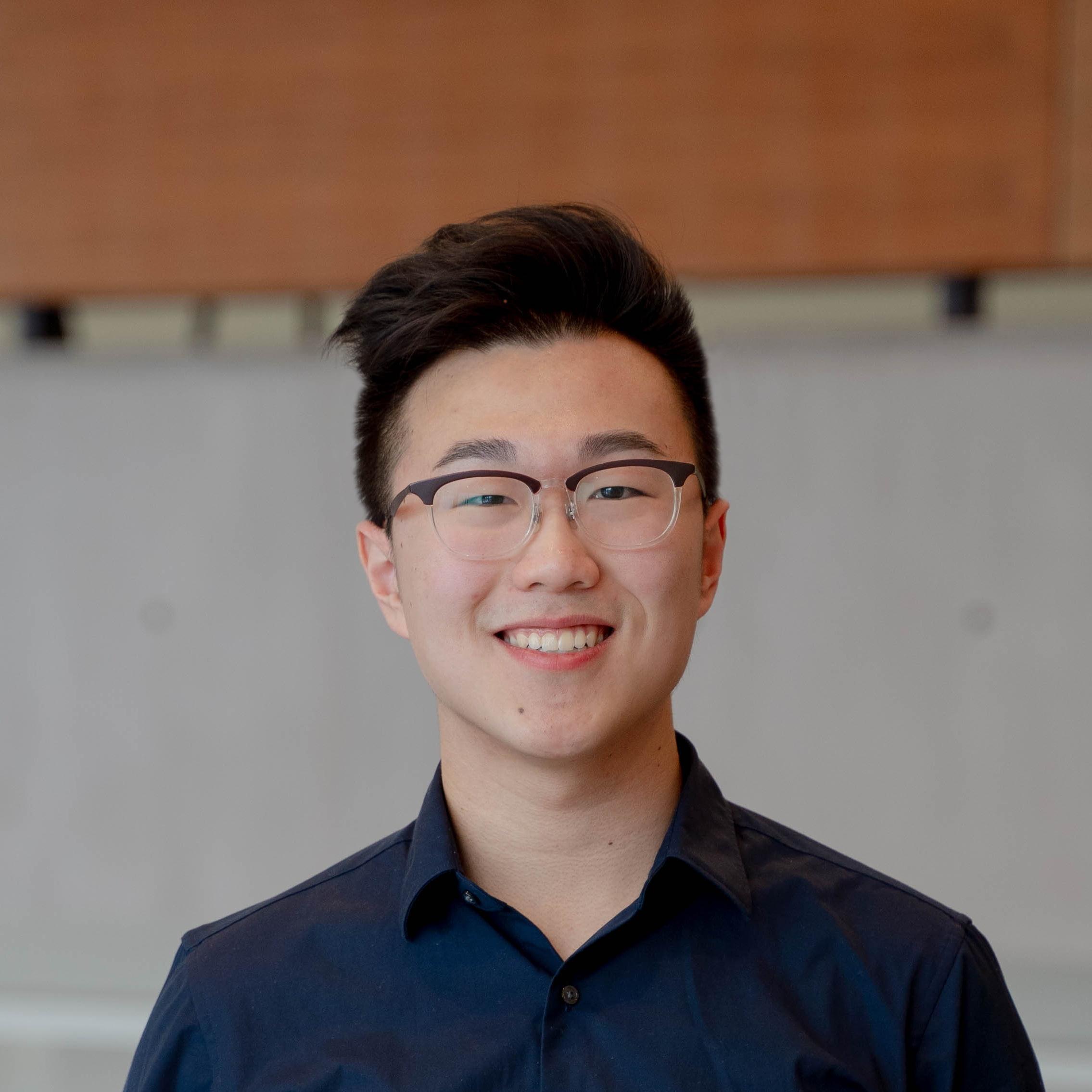 Justin Zhang headshot